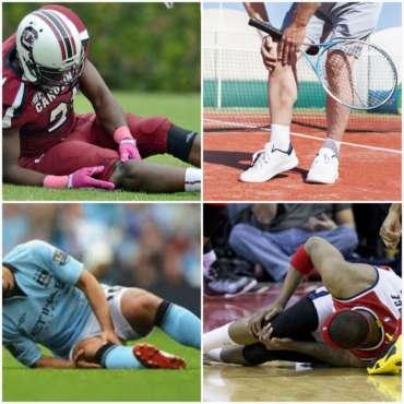 Lesiones de rodilla: