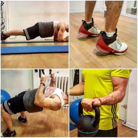 ejercicios isometricos