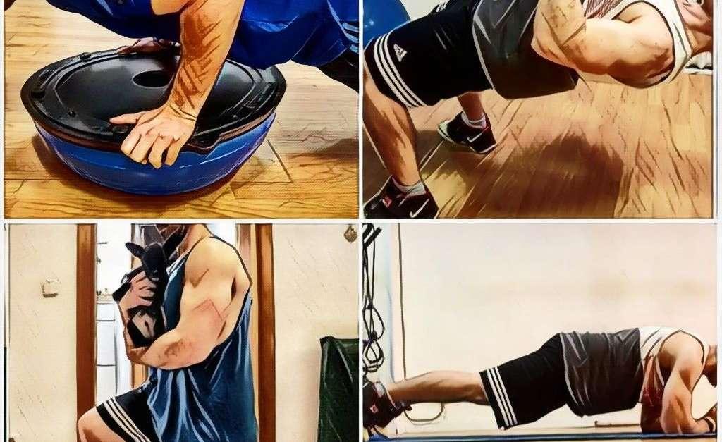 Entrenamiento funcional en fisioterapia deportiva