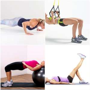 Entrenamiento funcional cadera