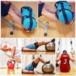 Entrenamiento funcional rodilla