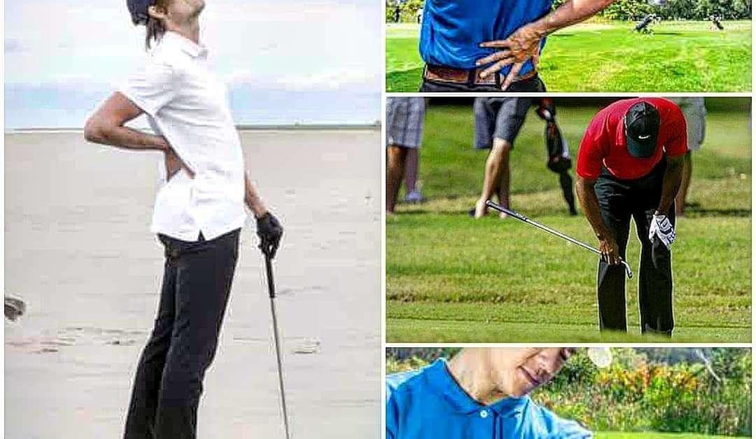 Fisioterapia en golf